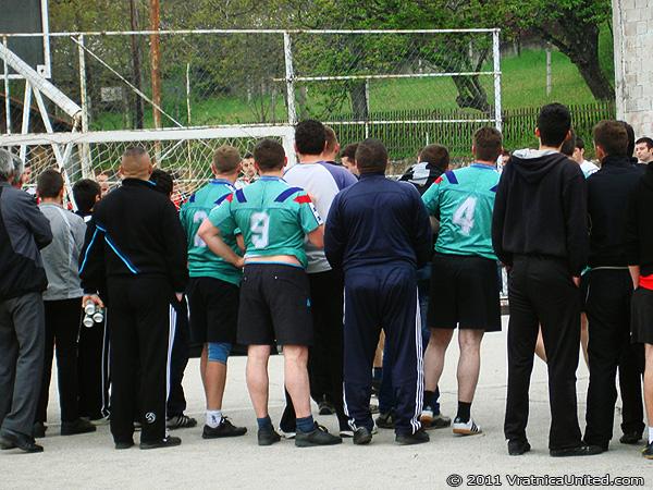 Penalty kicks will decide the second finalist: Rogachevo team are impatient