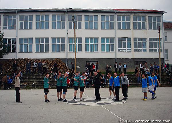 Rogachevo vs Belovishte: Second semifinal at 'VRATNICA 2011'