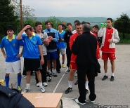 KK 'Tigar' (Belovishte): Second place at 'VRATNICA 2011' tournament