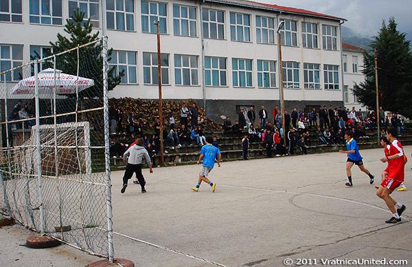 'VRATNICA 2011' finals: KK 'Tigar' vs Belovishte