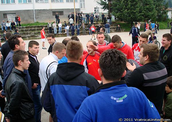 VRATNICA 2011: Second round draw